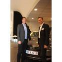 Audi støtter unge talenter