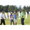 Stort intresse inför Barngolfen 2015! Snart slår 34 team med företag, kändisar och golfproffs ut på Hills Golf & Sports Club i Mölndal