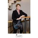 Malin Danielsson (FP), kommunalråd i Huddinge kommun och ordförande i kommunstyrelsens samhällbyggnadsutskott