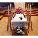 Begravningsbyrån Humana startar samarbete med blomsterbutik