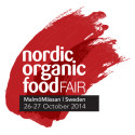 Nordic Organic Food Fair 2014 returns to Malmö on 26-27 October