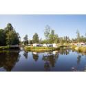 Rättviks Camping vid Enån