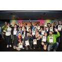 Sveriges 33 hetaste unga teknikföretag utsedda