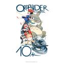 Ordbilder Media 10 år - jubileumstryck