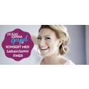 Konsert med Du kan sjunga gospel och gästartisten Sarah Dawn Finer