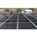 Glacell installerar solceller åt Vasakronan i Stockholm