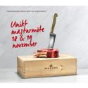 Kött och vin i världsklass på unikt mästarmöte 18 & 19 november!