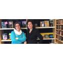 Rönnowska skolan i Helsingborg har ett bibliotek i världsklass