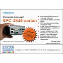 Vecow SPC-2845-serien - Kompakt datorplattform