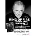Johnny Cash-konsert med Anna Stadling i Göteborg