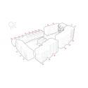 Backa Grön - Litteraturgatan: Okidoki Arkitekter