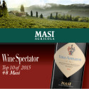 Masi Amarone toppar Wine Spectator's lista över världens bästa viner!