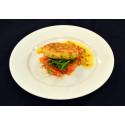Sigtuna bjuder på hönrecept nr 6: Hönburgare med kimchee och vitlök