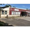 Fräschare hygienutrymmen på Edessaskolan i Hallunda efter djuprengöring