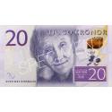 Den nya 20 kronorssedeln presenteras i Astrid Lindgrens Värld