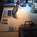 Skrivbord - efter