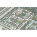 Största byggstarten av hyresrätter sedan miljonprogrammen - Rikshem bygger 340 hyres- och studentbostäder i Uppsala