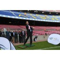 Tim Hunt, Marketing Communications Director at Golf's European Tour & Ryder Cup, at Camp Nou