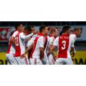 Ajax i toppmøte og premiere på Lincoln hos Viaplay