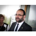 Bostadsministern imponerades av Skellefteås träbyggande