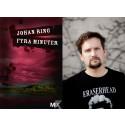 Skräckförfattaren Johan Ring gör romandebut