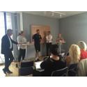 Rättvistseminarium för Hammarby damfotboll