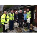 Vulnerable residents receive some winter warmth