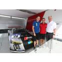 Danske topplaceringer for Audi i weekenden