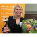 Marianne Lilja Wittbom Årets Eventskåning 2014