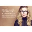 Smarteyes utvecklar optikbranschen – ny modeposition med Pernilla Andersson som ansikte utåt