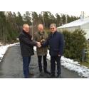 Myresjöhus köper mark i Taberg