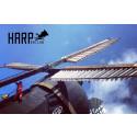 Harp Art Lab, Harplinge väderkvarn
