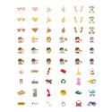 Nostalgi och pengaregn med Traderas egna emojis