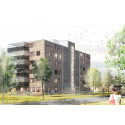 Serneke bygger bostäder för Helsingborgshem