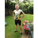 Worcester stroke survivor tackles 60 mile bike ride for the Stroke Association