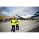 Resandet ökade första halvåret från Malmö Airport