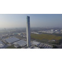 KONE strengthens its high-rise innovation capabilities by opening one of the world's tallest elevator test towers in China