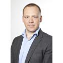 Komminikasjons- og organisasjonsdirektør Jens Schei Hansen