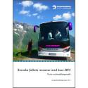 Svenska bussturister omsätter 5,9 miljarder