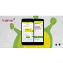Halebop breddar portföljen och lanserar Halebop Ladda för iOS och Android