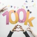 Lagerhaus når 100.000 följare på Instagram