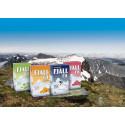 Filprovning på 2 106 meters höjd: FJÄLLFIL TESTAR SINA NYA SMAKER PÅ SVERIGES HÖGSTA TOPP