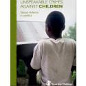 Sexuellt våld i krig riktas oftast mot barn