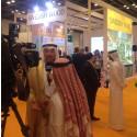 Excellent intresse för svenskt trä i Mellanöstern