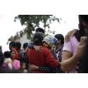 SOS Barnbyar på plats i jordbävningsdrabbade Nepal