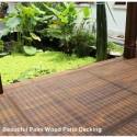Decking ~ Ironwood vs vs Palm Wood vs Accoya®