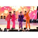 Celebrate SG50 Concert - Gareth Fernandez, Dru Chen, Nathan Hartono, Miguel Antonio