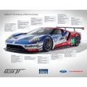 Ford GT tekninske specifikationer