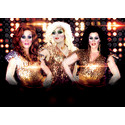 Sommarlund: Glitter och glamour när Cabaret Moulin showar på Kulturen