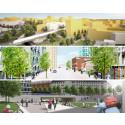 Plan för järnvägsområdet i centrala Örebro antagen